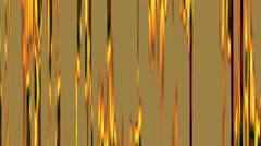 Golden Lines Flowing Running Background Stock Footage