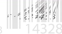 Scanning barcodes loopable 4K animation - stock footage