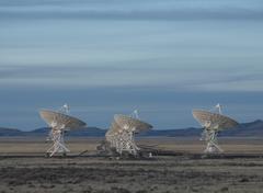 Observatory twilight Stock Photos