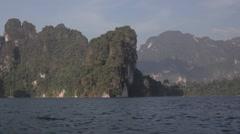 Khao Sok National Park Stock Footage