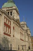 London, United Kingdom - November 20, 2011: Old Admiralty Building Stock Photos