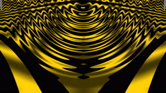 WAVE VARIATIONS 14A,Abstract video background.. Stock Footage