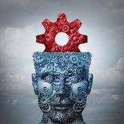 Business Intelligence - stock illustration