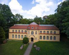 Altenburg: Mauritianum, Natural Science Museum, Germany - stock photo