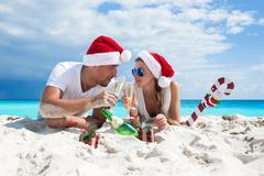 Christmas vacation card Kuvituskuvat