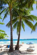 Vacation on tropical beach Kuvituskuvat