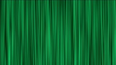 Green Red Curtains Background. Stock Footage