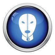 Sex mask icon Piirros