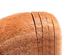 Bread slices Stock Photos
