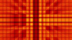 Abstract Mosaic background Stock Footage