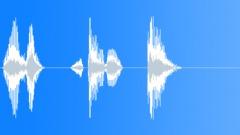 Cartoon Character Voice Ready Steady Go - sound effect