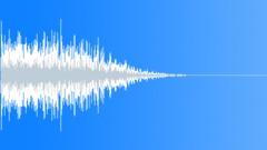 Laser Explosive Aftermath Sound Effect
