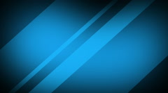 Background animation with a blue modern graphics (loop) Stock Footage