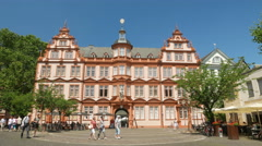 4K Gutenberg Museum Mainz Rheinland-pfalz Rhineland-Palatinate Germany Europe Stock Footage