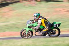Hartwell Motorcycle Club Championship - Round 5 Stock Photos