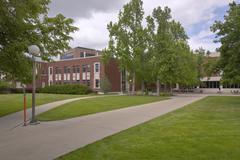 Boise Idaho downtown university campus and park. Kuvituskuvat