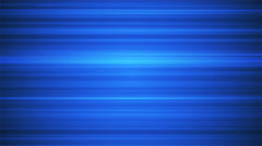 Broadcast Horizontal Hi-Tech Lines, Blue, Abstract, Loopable, 4K Stock Footage