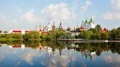 Kremlin in Izmaylovo, Stock Footage