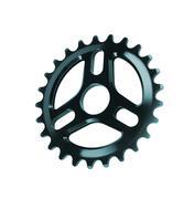 Bicycle gear, metal cogwheel Stock Photos