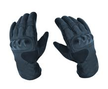 Motorcycle gloves isolated Stock Photos