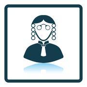 Judge icon Piirros