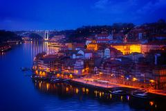 Old town of Porto, Portugal Stock Photos