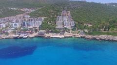 Antalya Kas Turkey Stock Footage