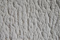 Texture of plaster on the wall - stock photo