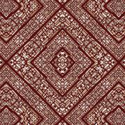 Tribal Seamless Pattern - stock illustration