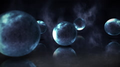 Dark matter - multiverse Stock Footage