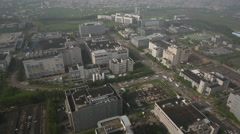 Taiwan,Hsinchu,Hsinchu Science-Based Industrial Park Stock Footage