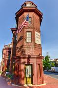 The Maryland Inn Stock Photos