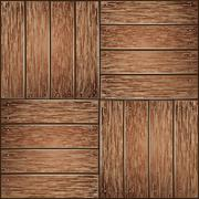 Wooden texture background. vector illustrator Stock Illustration