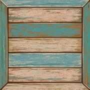Old color wooden texture background. vector illustrator Stock Illustration