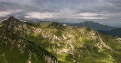 4K, Col De La Perle, Italy - Neutral Version, Zoom Stock Footage