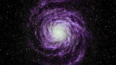 Space Flight Universe Stars Nebula HD Vj Loops Arkistovideo