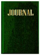Journal Book Cover Stock Illustration
