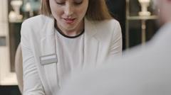 Jewelry Designer at Work - stock footage