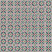Seamless vintage background. Retro color style patterns. Stock Illustration
