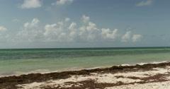 Bahia Honda Key Beach Stock Footage
