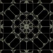 Luxury Sacred Geometry Background - stock illustration