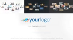 Multi Media Logo Reveal - After Effects Template Stock After Effects