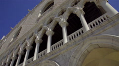 Cathedral of San Marco,Roof architecture details Stock Footage