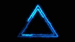 Alchemy Symbol #23 Stock Footage
