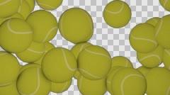 Tennis transition Arkistovideo