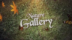 Nature Gallery Stock After Effects