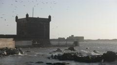 Essaouira Port Stock Footage