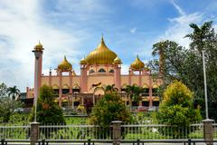 Old State Mosque in Kuching Stock Photos