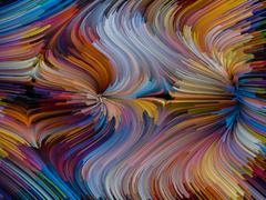 Our Digital Color Stock Illustration