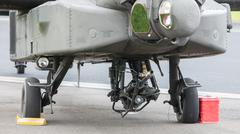 LEEUWARDEN, THE NETHERLANDS - JUN 11, 2016: Boeing AH-64 Apache attack helico Stock Photos